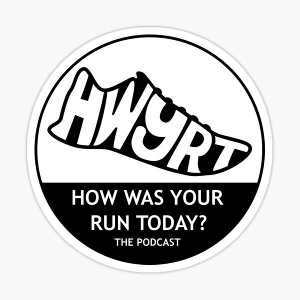 HWYRT 2016 logo/black Sticker