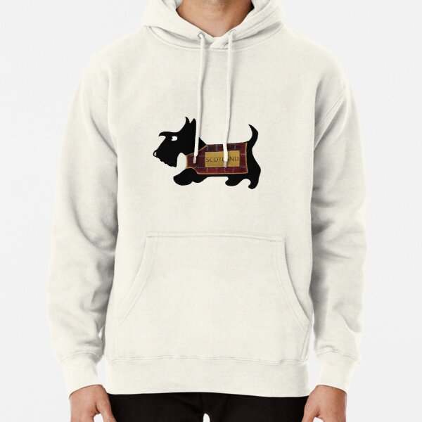 Commonwealth Games Opening Ceremony Scottie Dog 'Scotland' Pullover Hoodie