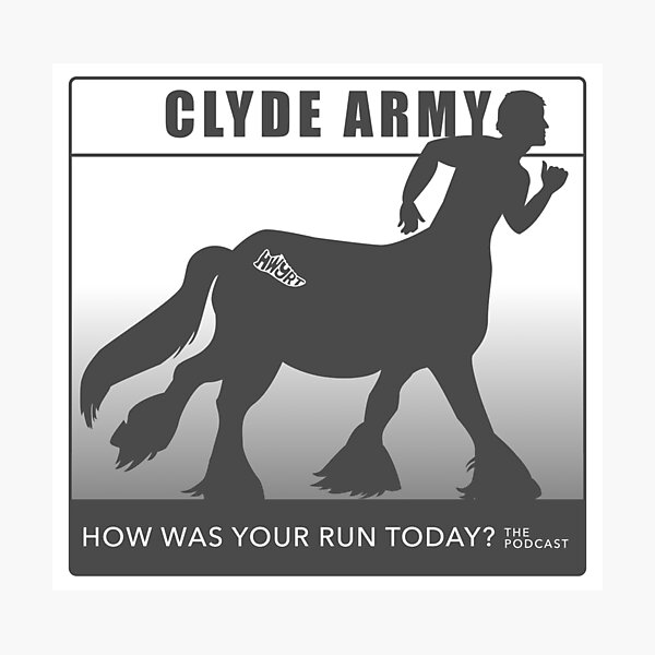 Clyde Army 2016/gray Photographic Print