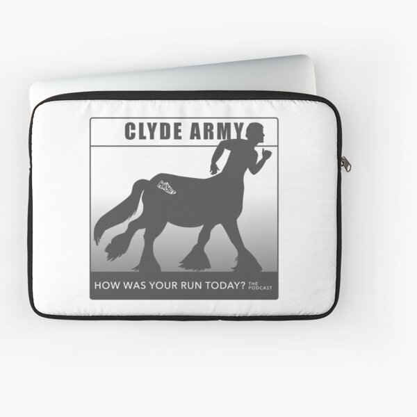 Clyde Army 2016/gray Laptop Sleeve