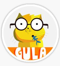 Gula Sticker