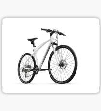 Mercedes-Benz Fitness Bike Road Bicycle art photo print Sticker