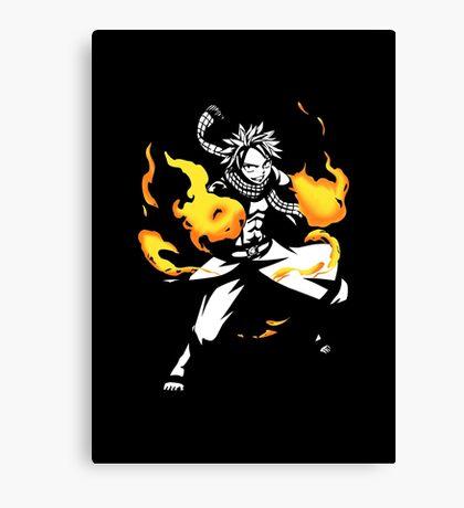 Fire Dragon Slayer Canvas Print