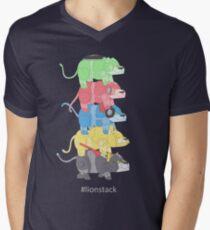 Lion Stack T-Shirt