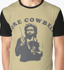 WILL FERRELL - MORE COWBELL Graphic T-Shirt