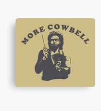 WILL FERRELL - MORE COWBELL Canvas Print