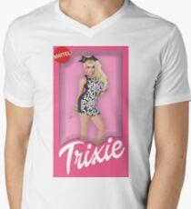 Trixie Mattel Doll Men's V-Neck T-Shirt
