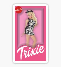 Trixie Mattel Doll Sticker