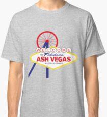 Welcome to Ash Vegas - Ashington Classic T-Shirt