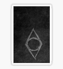 "Skyrim Shadowmark ""The Guild"" Sticker"