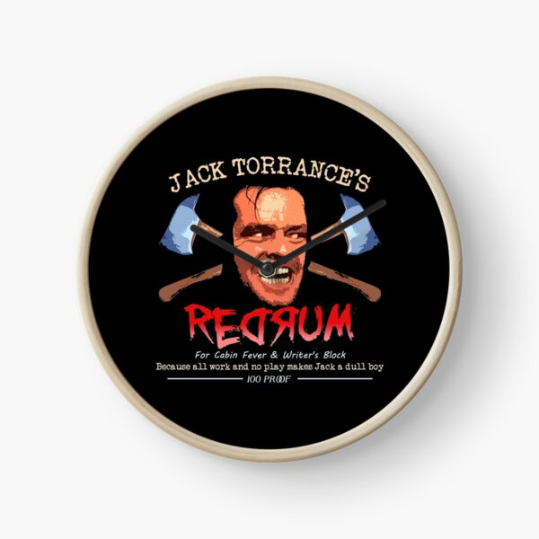 Redrum T-ShirtJack Torrance's RedRum Clock