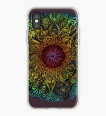 Mandala of Nieve iPhone Case