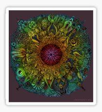 Mandala of Nieve Sticker