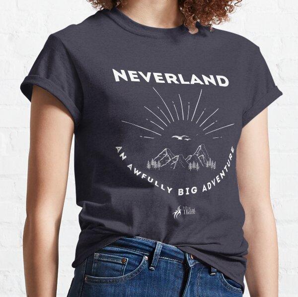 Neverland - An Awfully Big Adventure Classic T-Shirt
