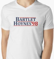 Bartlet and Hoynes 1998 T-Shirt