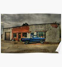 Osgood Garage Poster
