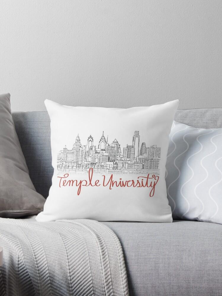 «Horizonte de la Universidad de Temple» de MEGHWEALE