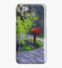 Mailbox iPhone Case/Skin