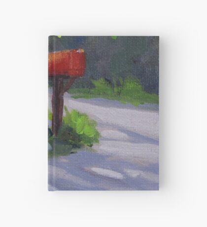 Mailbox Hardcover Journal