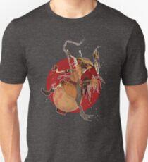 Mysterious Drunken Samurai T-Shirt