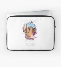 Official Furry Trash Laptop Sleeve