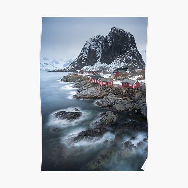 Beneath the mountain Poster
