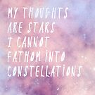 My thoughts are stars by The Eighty-Sixth Floor