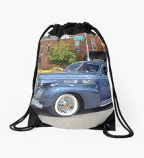 Cadillac Style Drawstring Bag