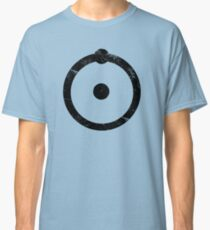 Doctor Manhattan Symbol Distressed Watchmen Classic T-Shirt
