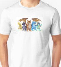 Wings of Fire Main Five T-Shirt