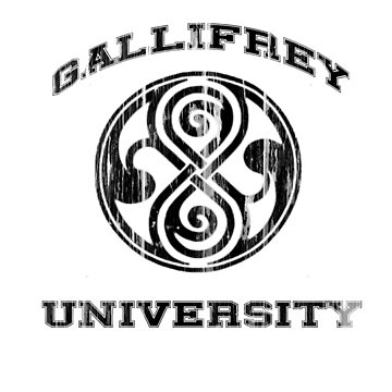 Gallifrey University by meglauren