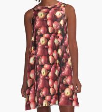 Apples A-Line Dress