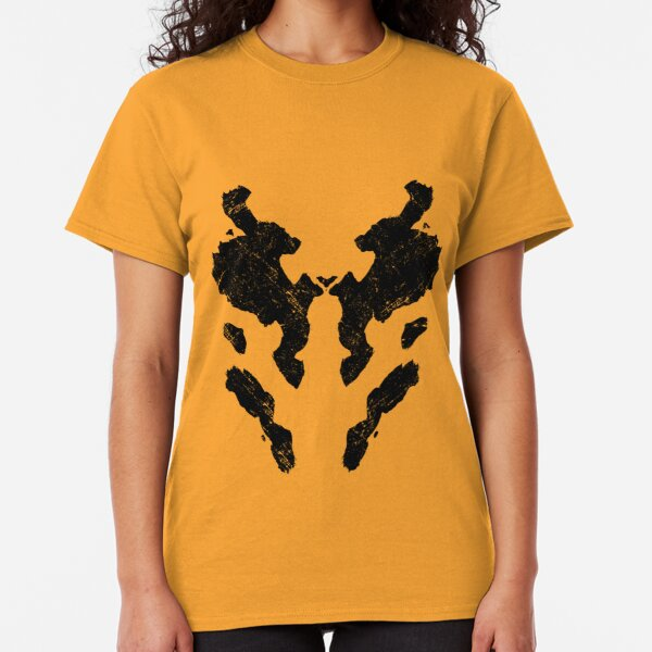Rorschach Vintage Watchmen Classic T-Shirt