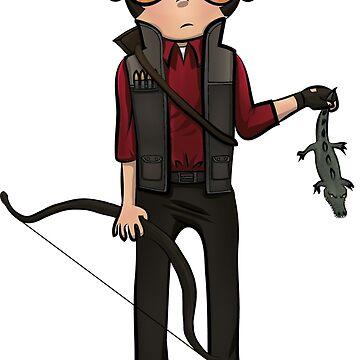 Red Sniper by nanscljc