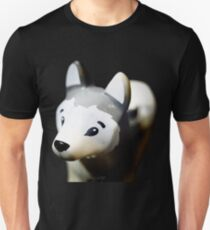 Lego Siberian Husky  T-Shirt