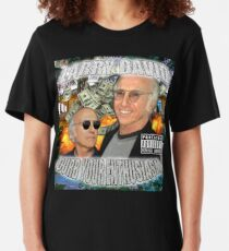 LARRY DAVID Slim Fit T-Shirt
