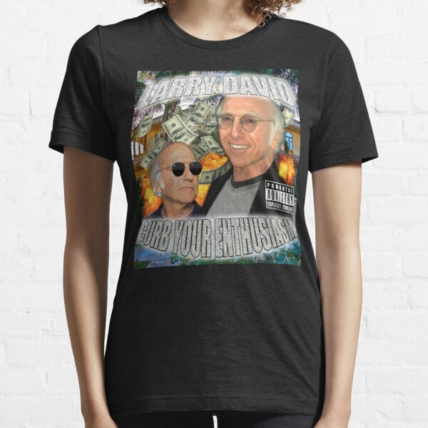 LARRY DAVID Essential T-Shirt