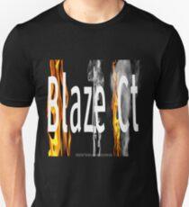 Blaze Court - Smoke/Fire T-Shirt