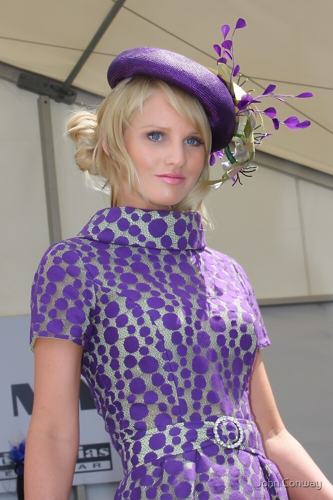 Fashions On The Field - Winner by John Conway