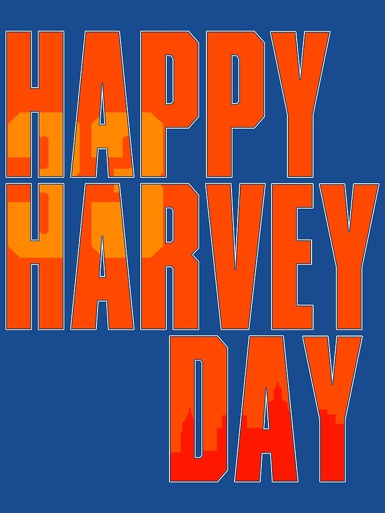 Happy Harvey Day In Orange by enfuego360