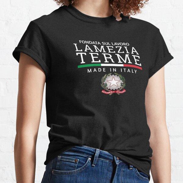 Lamezia Terme Italy Classic T-Shirt