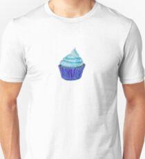 Blue Cupcakes T-Shirt