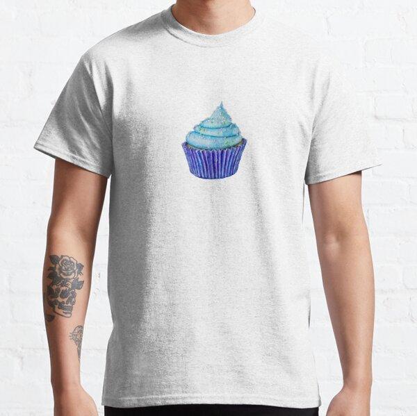 Blue Cupcakes Classic T-Shirt