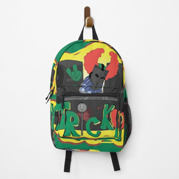 Tricky fnf mod character graffiti Backpack