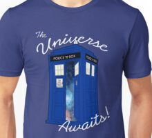 The Universe Awaits! Unisex T-Shirt