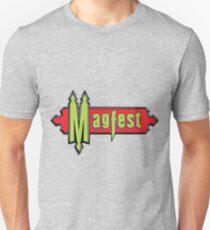 Magfest: 2017 Logo (Vectorized) Unisex T-Shirt