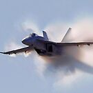 F/A 18 Super Hornet by SuddenJim