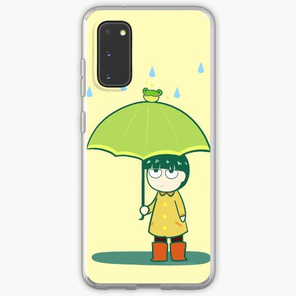 Frog Umbrella Samsung Galaxy Soft Case