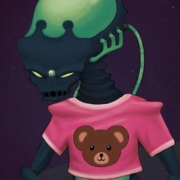 Cute alien by nanscljc