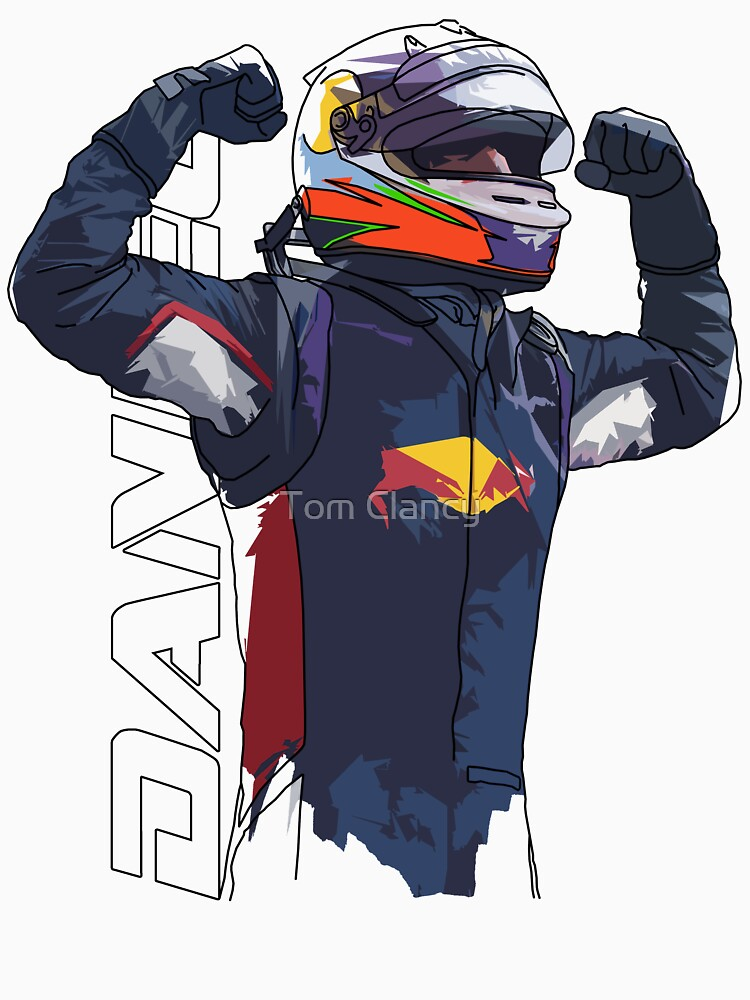 Daniel Ricciardo | Unisex T-Shirt